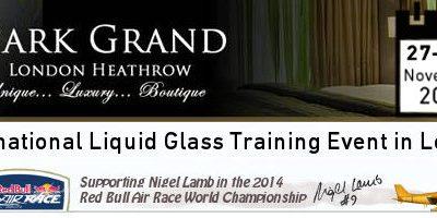 International Liquid Glass Training Event