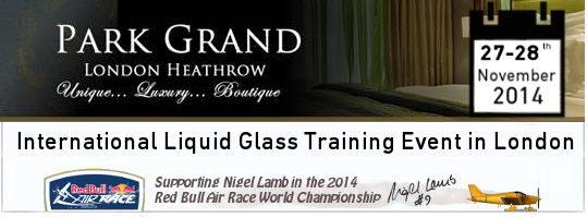 International Liquid Glass Training Event