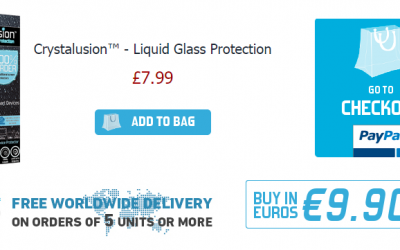 Where can I buy liquid glass?