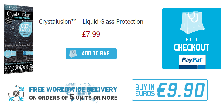 Where can I buy liquid glass?