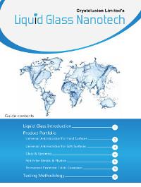 liquid glass nanotech product guide